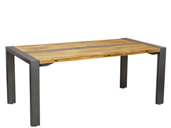 Exton Industrial Dining Table