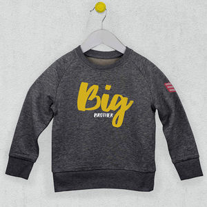 Big Brother Sweatshirt - jumpers & cardigans