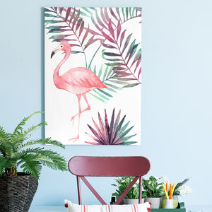 Tropical Watercolour Art - nature & landscape