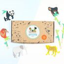 Personalised 'Save Our Animals' Craft Kit