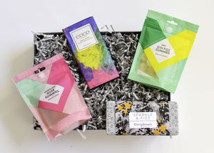 The Tipsy Sweetie, Confectionary Gift Set - sweet hampers