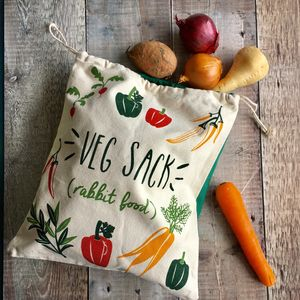 Vegetable Storage Bag - kitchen accessories