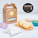 Personalised Dotty Biscuit Baking Party Bag