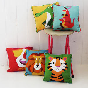 Children's Animal Cushion