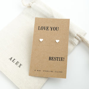 Best Friend Gift Earrings