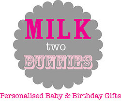 Named after my daughters love of milk & two Bunnies