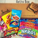 Thank You Personalised Letterbox Sweets Gift Box