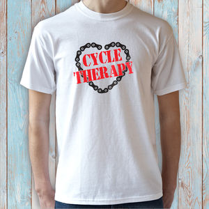 Cycle Therapy Cycling T Shirt - men's fashion