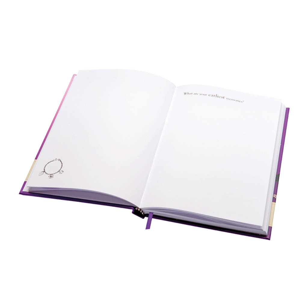 Dear Mum You to Me Journals Lifetime