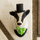 Brigadier Billie The Badger Head