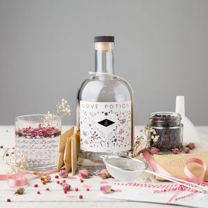 Make Your Own Love Potion Gin Kit - all valentine's gifts