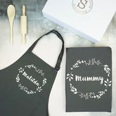 Personalised Mummy And Me Baking Hamper - mother's day