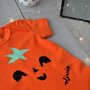 Little Pumpkin Babygrow