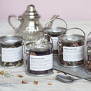 Wedding Tea Or Spice Favour Mini Bucket 50g
