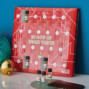 Beard Oil Christmas Advent Calendars 24 Scents