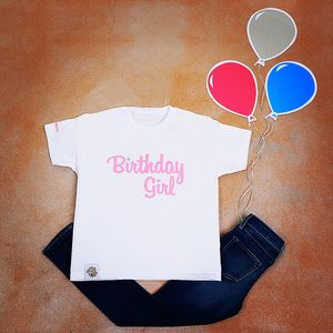 Birthday Girl T Shirt