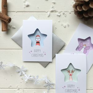 Mini Christmas Card Set