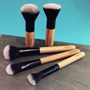 Professional Makeup Brush Set Flawless Finish - make-up brushes