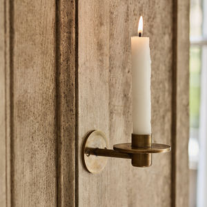 Leland Wall Candle Holder - candlesticks & holders
