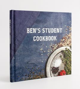 Personalised Student Cookbook