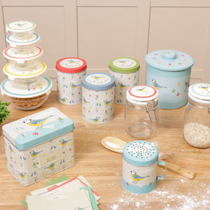 Blue Tit Wild Bird Kitchen Baking Collection