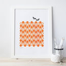 'Bumblebees' Ltd Edition Silkscreen Print