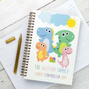 2019 Personalised Diary Weekly Diary Daily Family Gift