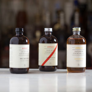 Tonic Trio For Gin Enthusiasts