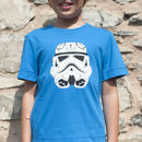 Child's Stormtrooper Candyskull T Shirt