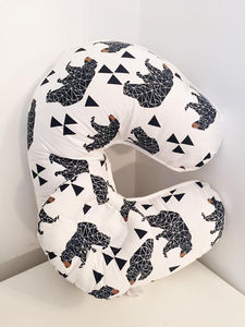 Bear Maternity Nursing Pillow - gifts for new parents