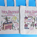 Personalised Happy Retirement Bag