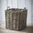 Rattan Basket Assorted Sizes