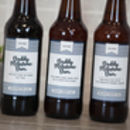 Personalised Ales for the new dad