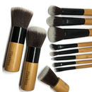 11 Piece Makeup Brush Set