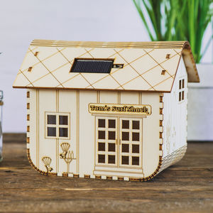 Personalised Surf Hut Nightlight