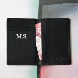 Personalised Kensal Card Wallet - purses & wallets