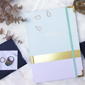 2017 'Ceo Of My Own Life™' Planner Lavender And Mint - planning & organising