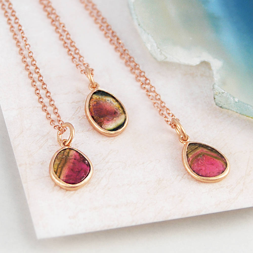 charlotte jewelry pendant koomen small necklace stone de gold psc pebble