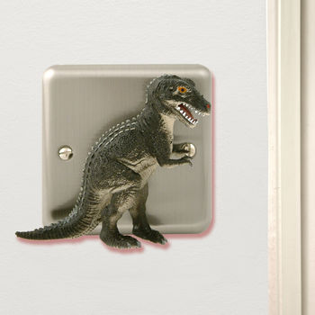 Dinosaur Bedroom Light Switches