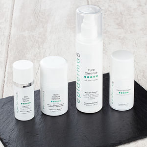 Skin Saviour Four Part Gift Set - skin care
