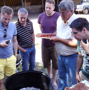 Classic Bbq Masterclass Day For Two - experiences