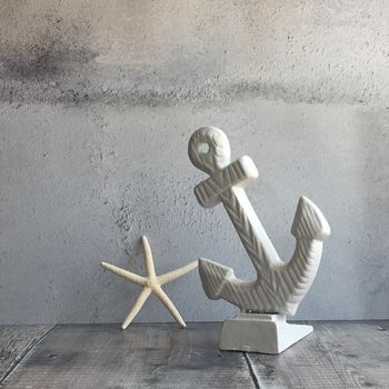 Metal Anchor Door Stop
