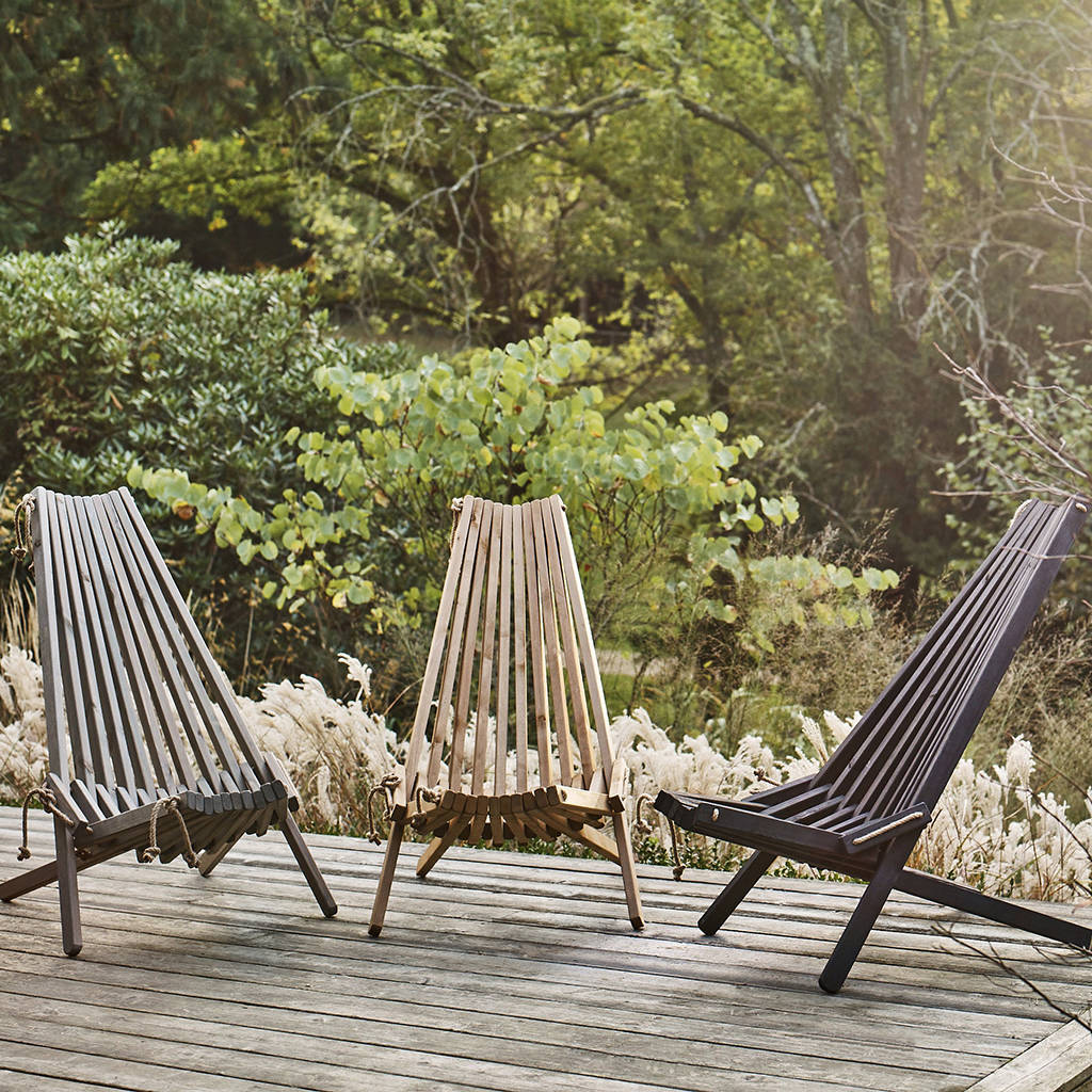 Harmen Outdoor Chair By Rowen Amp Wren Notonthehighstreet Com