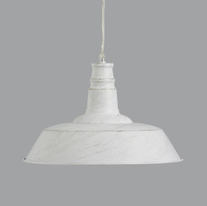 Cecilia Old White Pendant Light - pendant lights