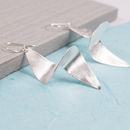 Silver Essington Drop Earrings