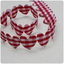 Red Ribbon And Trim Collection