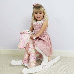 Personalised Rocking Horse - rocking toys