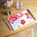 Secret Garden Place Mats Set Of Four