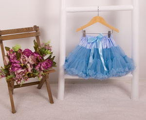 Ice Queen Sky Blue Pettiskirt Tutu