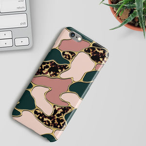 Camo Panther Phone Case, More Colours